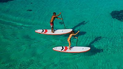 Обучение SUP-серфингу во Владивостоке