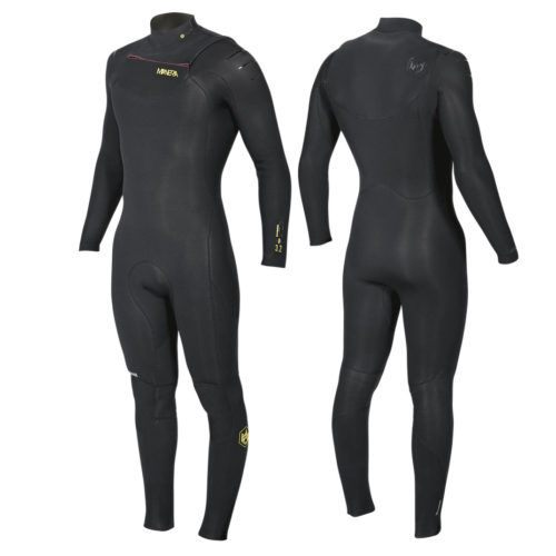 гидрокостюм MANERA MAGMA 5/4/3 для кайт серфинга SUP купить во владивостоке